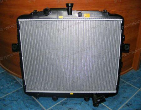 Радиатор охлаждения ЕВРО-5 на Хендай Портер 2 - 253104F120