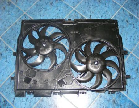 Вентилятор охлаждения в сборе на Пежо Боксер - 1250H4