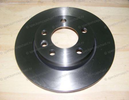 Диск тормозной задний (294x22мм) на Фольксваген Транспортер - 7H0615601B
