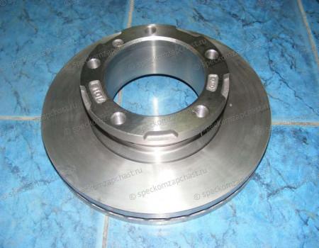 Диск тормозной передний 2WD (J3 - 2,9 - 1.4 TON) на Киа Бонго - 0K40C33251