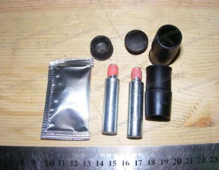 Ремкомплект суппорта переднего/заднего (направляющие скобы, резинки) на Мерседес Спринтер - A0004210818