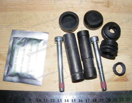 Ремкомплект суппорта переднего (направляющие, резинки) на Мерседес Спринтер - A0004210850