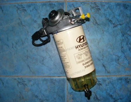Насос топливный (подкачка) в сборе D4DD на Hyundai HD - 3194045903