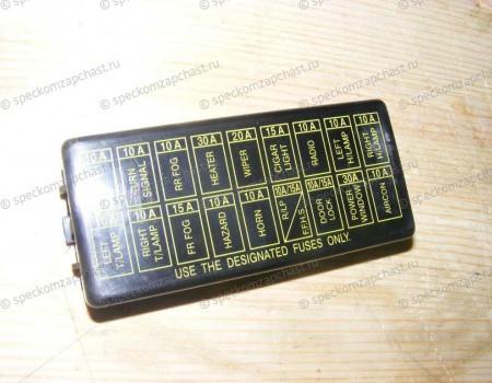 Крышка блока предохранителей на Хендай Портер 1 - 911134B107