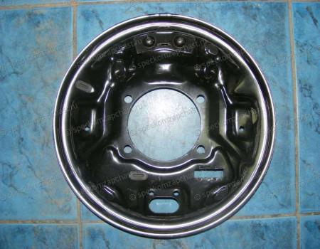 Щиток тормозной опорный заднего тормозного механизма правый на Хендай Портер 1 - 584104B800