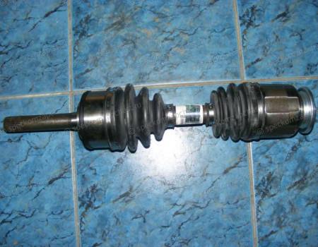 Привод передний левый 4WD (J2 - 5M/T) на Киа Бонго - 0K63B25600C