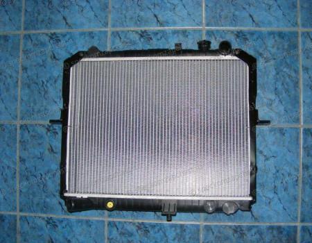 Радиатор охлаждения (J2) на Киа Бонго - 253104E900