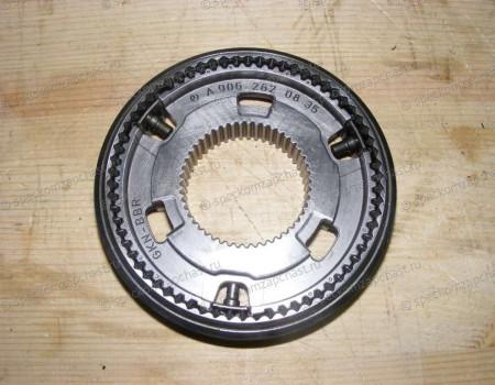 Муфта КПП 1-2-й передачей (кольцо и ступица) на Мерседес Спринтер - A9062601545