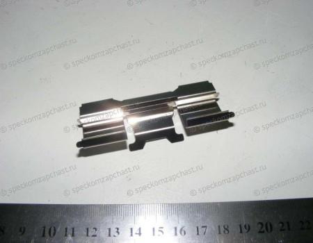 Ремкомплект колодок передних (пластины прижимные) на Пежо Боксер - 71770075