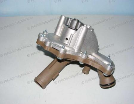Помпа водяная двигателя на Пежо Боксер - 1609944880