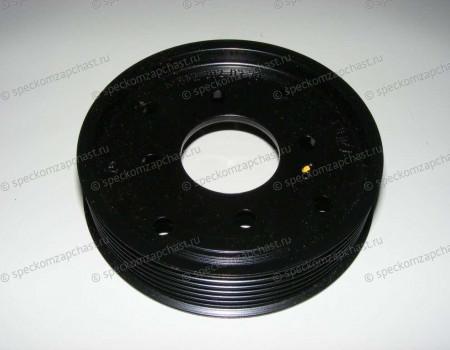 Ролик ремня приводного обводной (большой, ручейковый) ОМ642 на Мерседес Спринтер - A6422020310