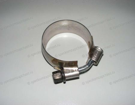 Хомут глушителя передней части (саж фильтр) на Мерседес Спринтер - A0004901341