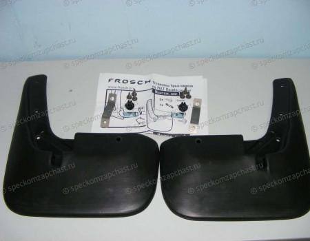 Брызговик передний комплект на Фиат Дукато - NLF1510F14