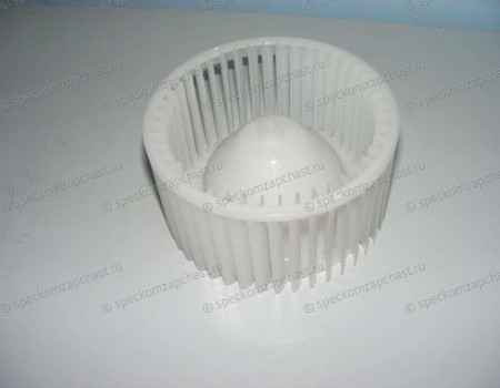 Крыльчатка вентилятора отопителя салона на Hyundai HD - 971565H000