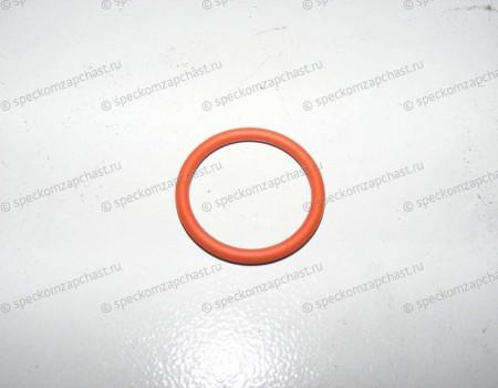 Кольцо форсунки топливной уплотнительное D4GA (резин) (нижнее) на Hyundai HD - 3381752000