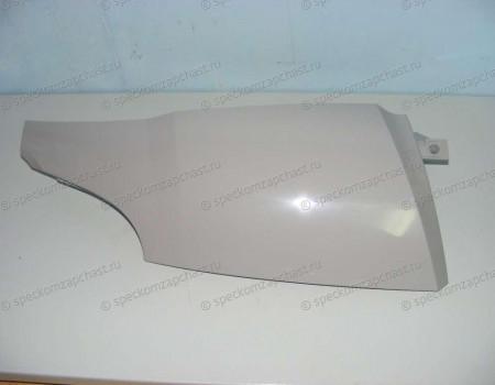 Крыло левое (D4DD ЕВРО-3) на Hyundai HD - 827105K000