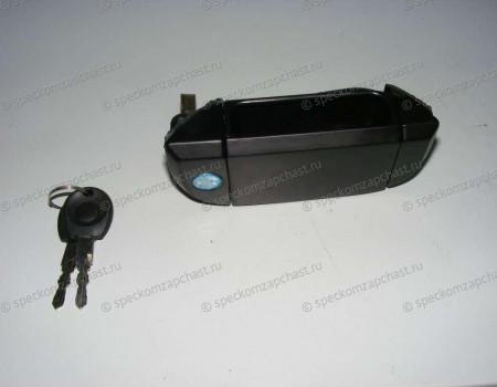 Ручка двери передней наружняя левая на Фольксваген Транспортер - 701837205