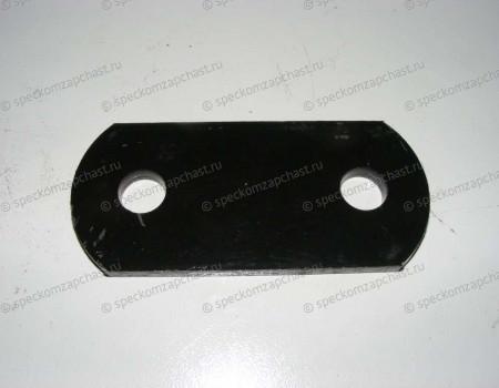 Пластина серьги рессоры передней (1.4 TON) на Киа Бонго - 0W02328143A