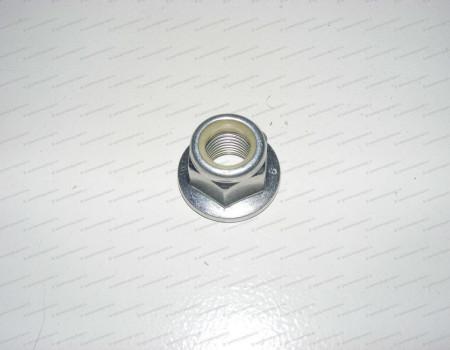 Гайка крепления амортизатора сверху на Форд Транзит - 1381995