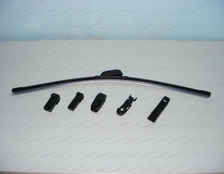 Щетка стеклоочистителя бескаркасная 500 мм правая на Форд Транзит - XF500