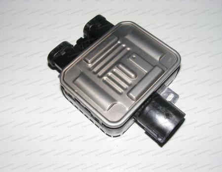 Блок управления вентилятора охлаждения с конд на Форд Транзит - H1484636