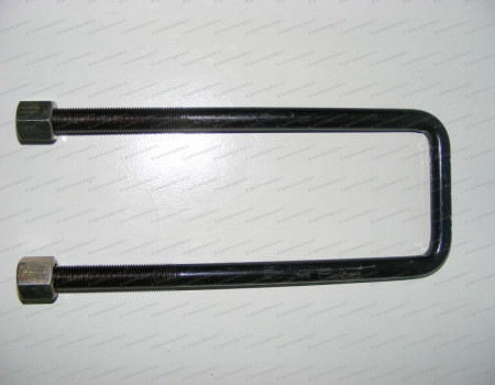 Стремянка рессоры (удлиненная и с гайками) на Хендай Портер 2 - 5522547101