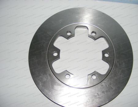 Диск тормозной задний (двухскатник) на Форд Транзит - 1815600