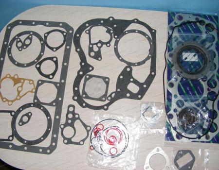 Прокладка двигателя комплект (с ПГБЦ и сальниками) (дв.D4AL) на Hyundai HD - 2091041D20A