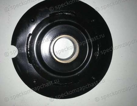 Тарелка пружины амортизатора переднего (с резинкой) на Пежо Боксер - 1612736280