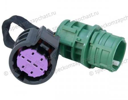 Переходник (провод) фары (на фиолетовую фишку) на Пежо Боксер - LRB110