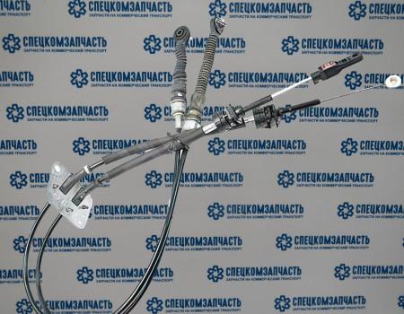 Трос механизма переключения передач ЕВРО-5 на Газель Некст - A31R321703016